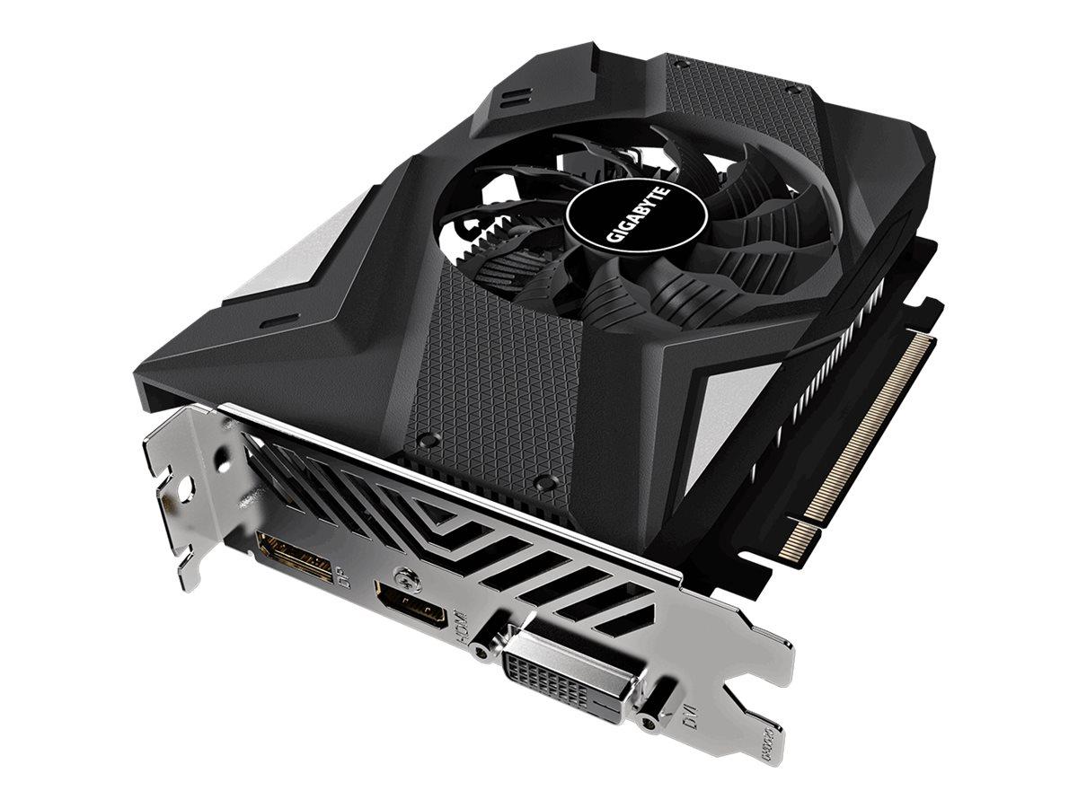 Gigabyte GeForce GTX 1650 SUPER OC 4G - OC Edition - graphics card - GF GTX 1650 SUPER - 4 GB