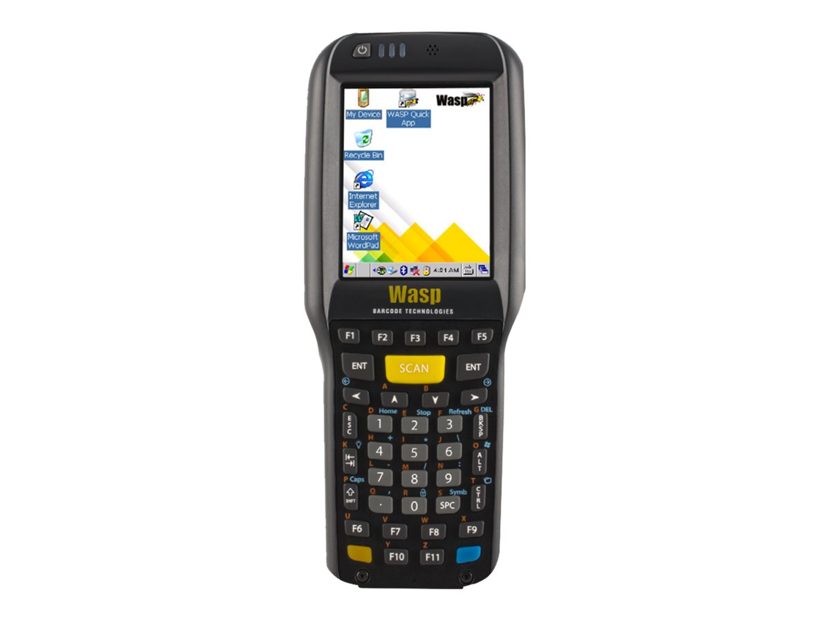 Wasp DT92 - data collection terminal - Win Embedded Compact 7 - 8 GB - 3.2