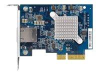QNAP QXG-10G1T - network adapter - PCIe 3.0 x4 - 10Gb Ethernet x 1