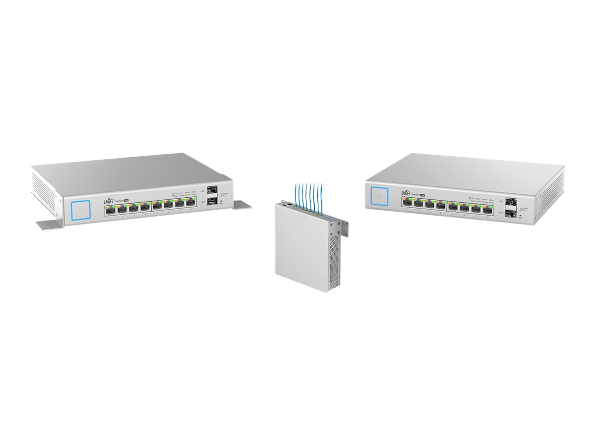 Ubiquiti UniFi Switch US-8-150W - switch - 8 ports - managed