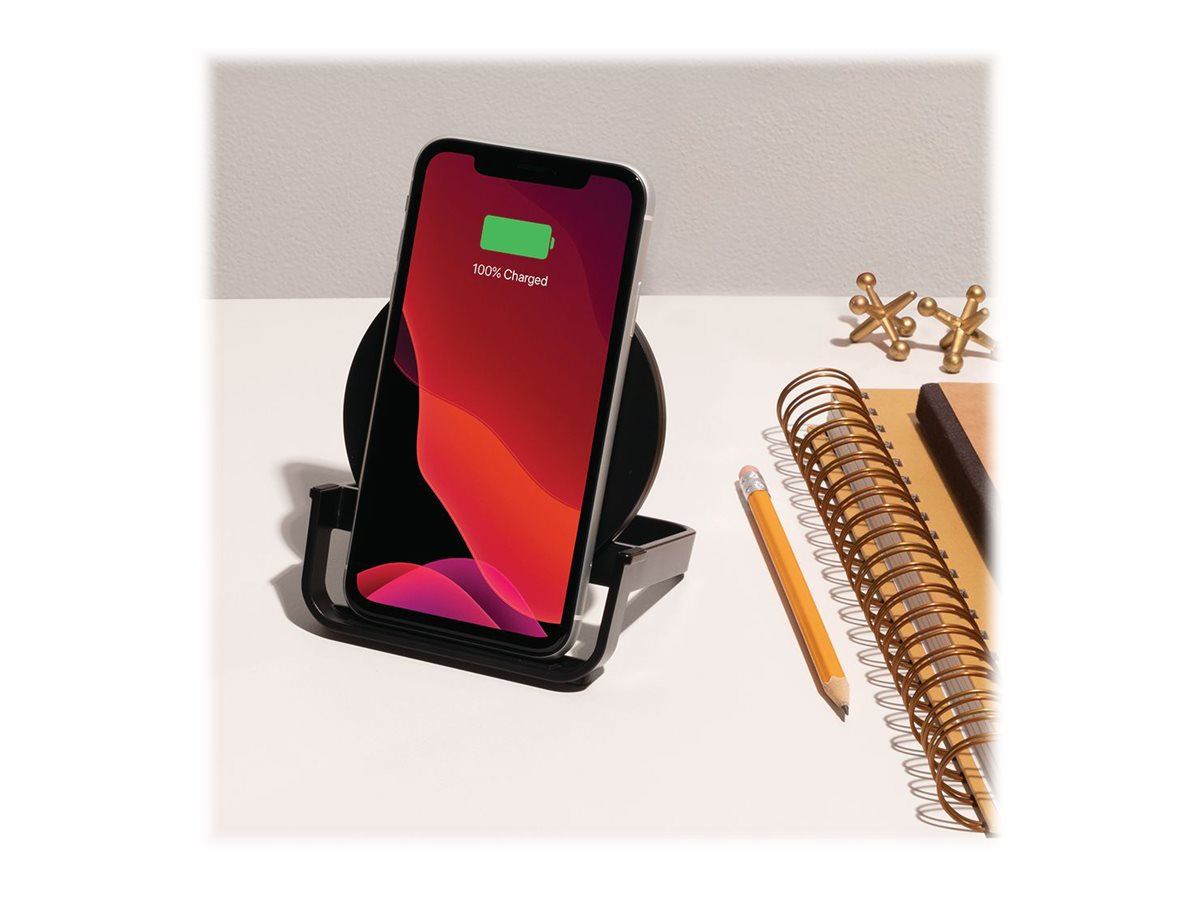 Belkin BOOST CHARGE wireless charging stand + AC power adapter