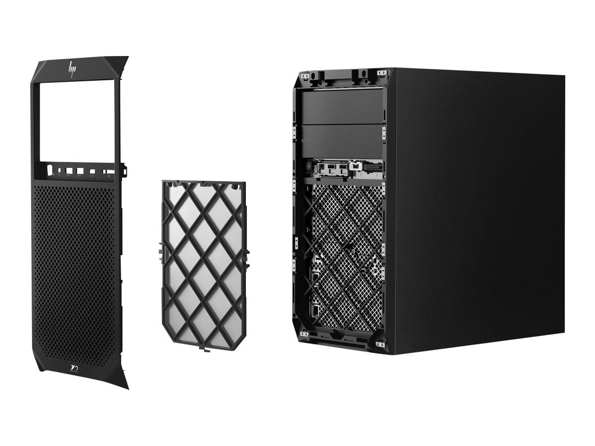 HP Workstation Z2 G4 - MT - Core i7 9700 3 GHz - 16 GB - SSD 512 GB - US