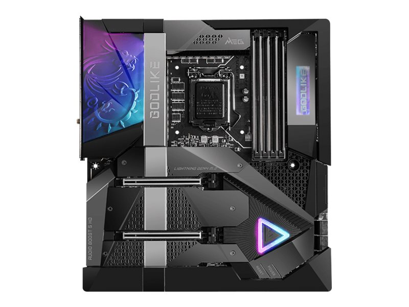 MSI MEG Z590 GODLIKE - motherboard - extended ATX - LGA1200 Socket - Z590