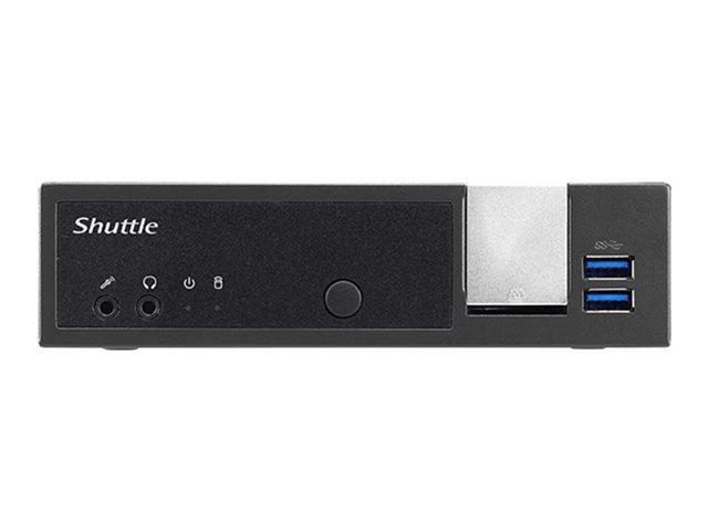 Shuttle XPC slim DX30 - Slim-PC - Celeron J3355 - 0 GB - no HDD