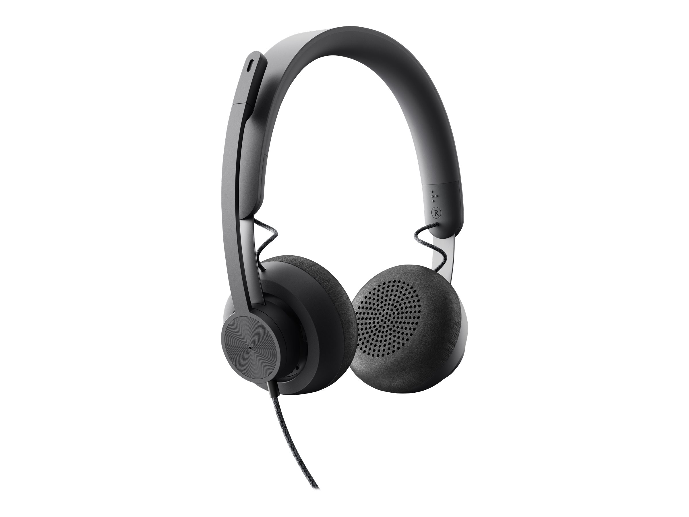 Logitech Zone Wired Noise Cancelling Headset - for...