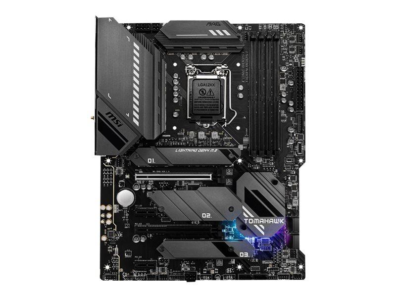 MSI MAG Z590 TOMAHAWK WIFI - motherboard - ATX - LGA1200 Socket - Z590