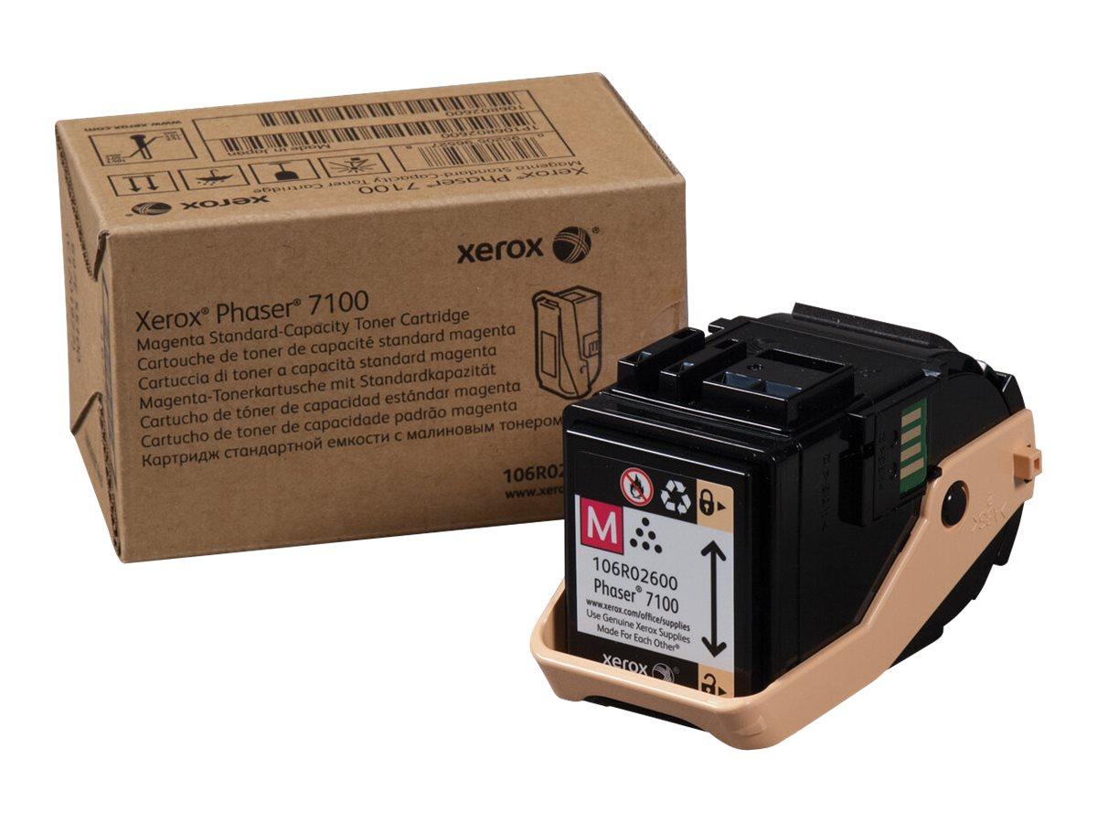 Xerox Phaser 7100 - magenta - original - toner cartridge