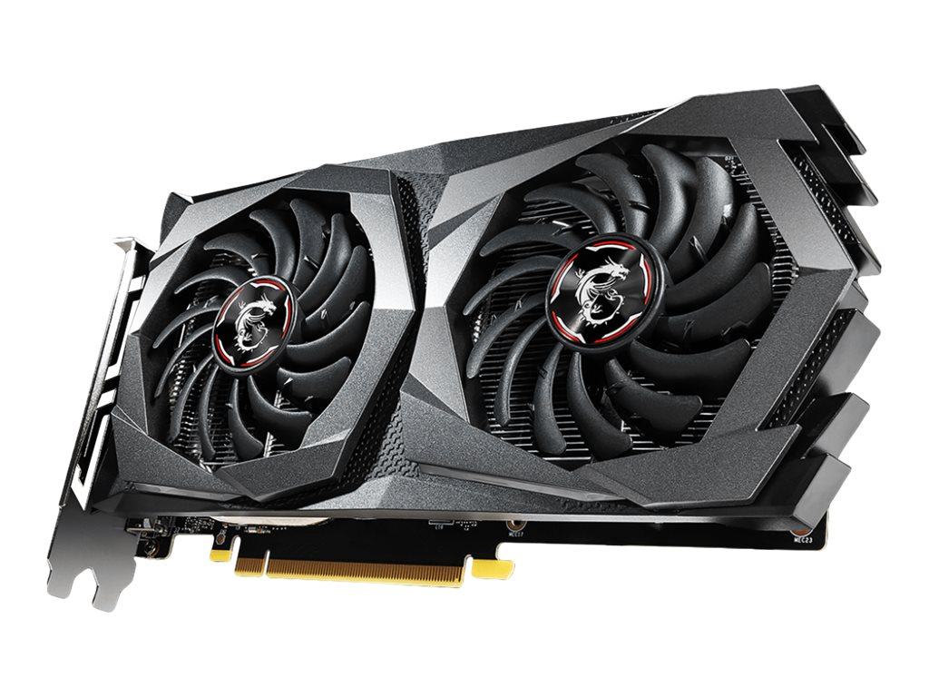 MSI GeForce GTX 1650 D6 GAMING X - graphics card - GF GTX 1650 - 4 GB