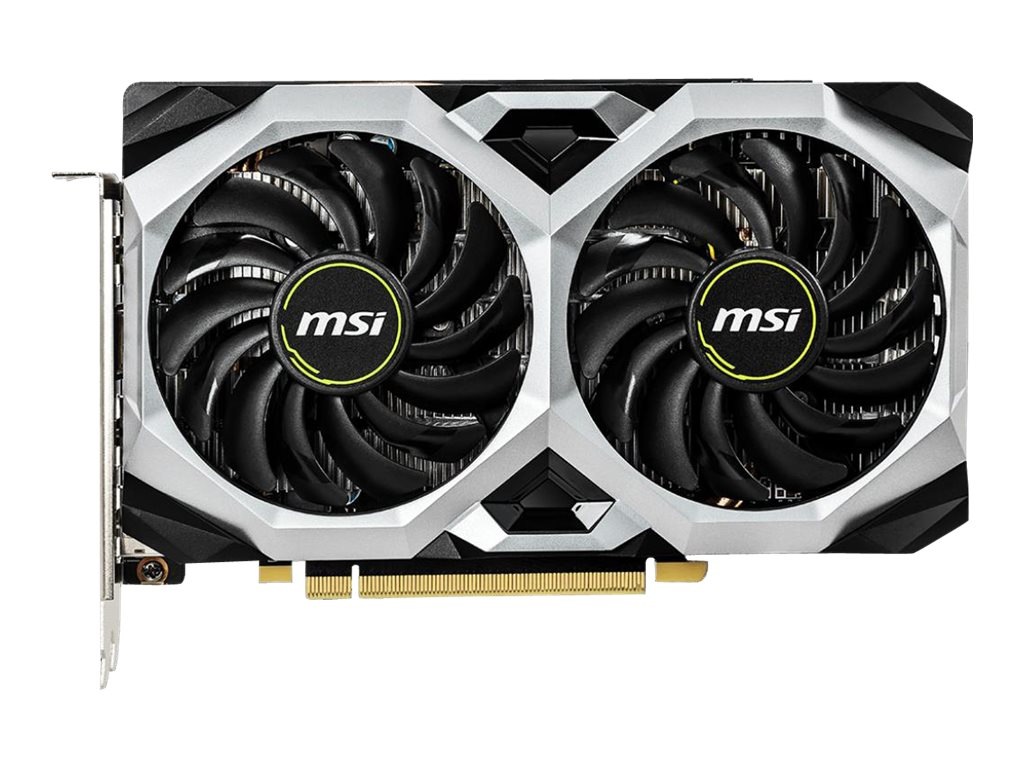 MSI GTX 1660 VENTUS XS 6G OC - graphics card - GF GTX 1660 - 6 GB