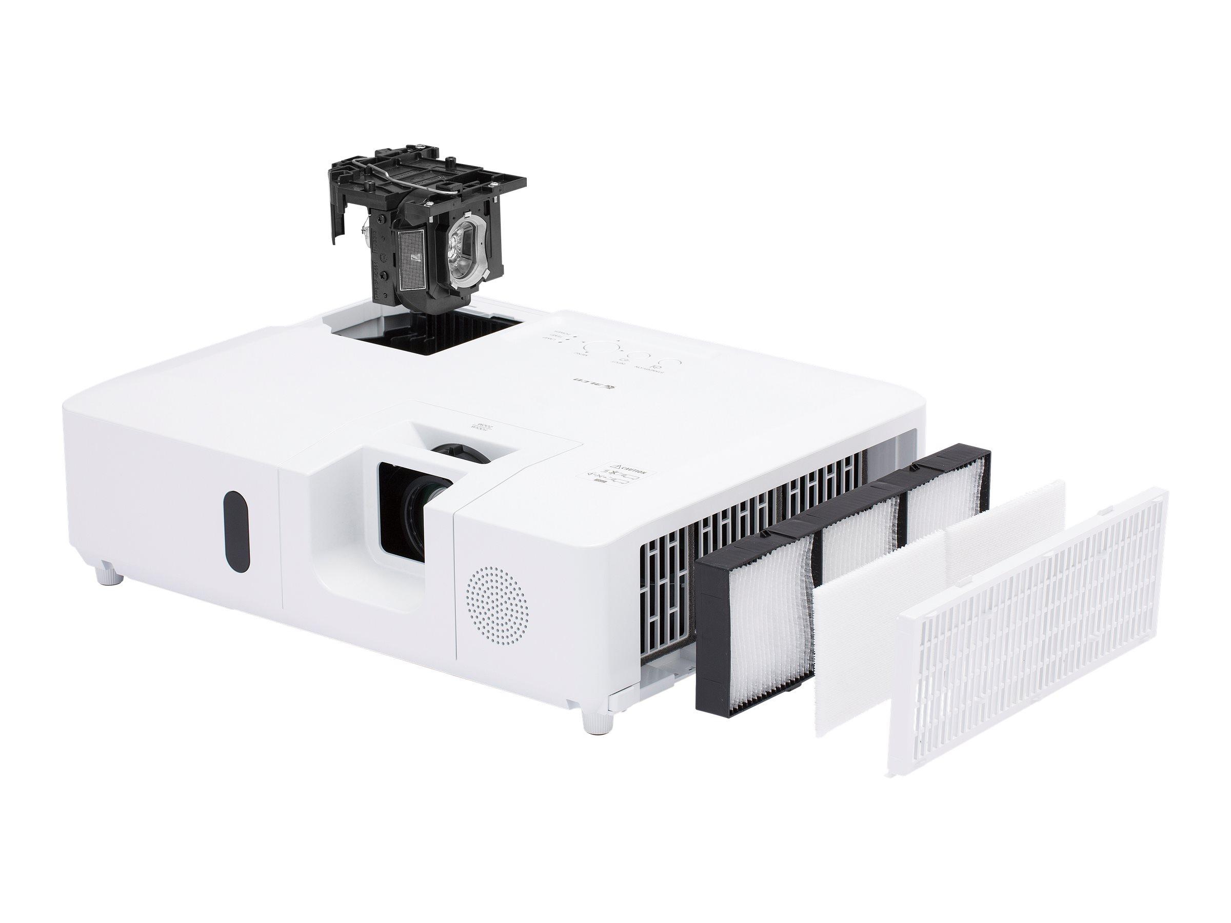 Maxell MC-EU5001 - 3LCD projector - LAN