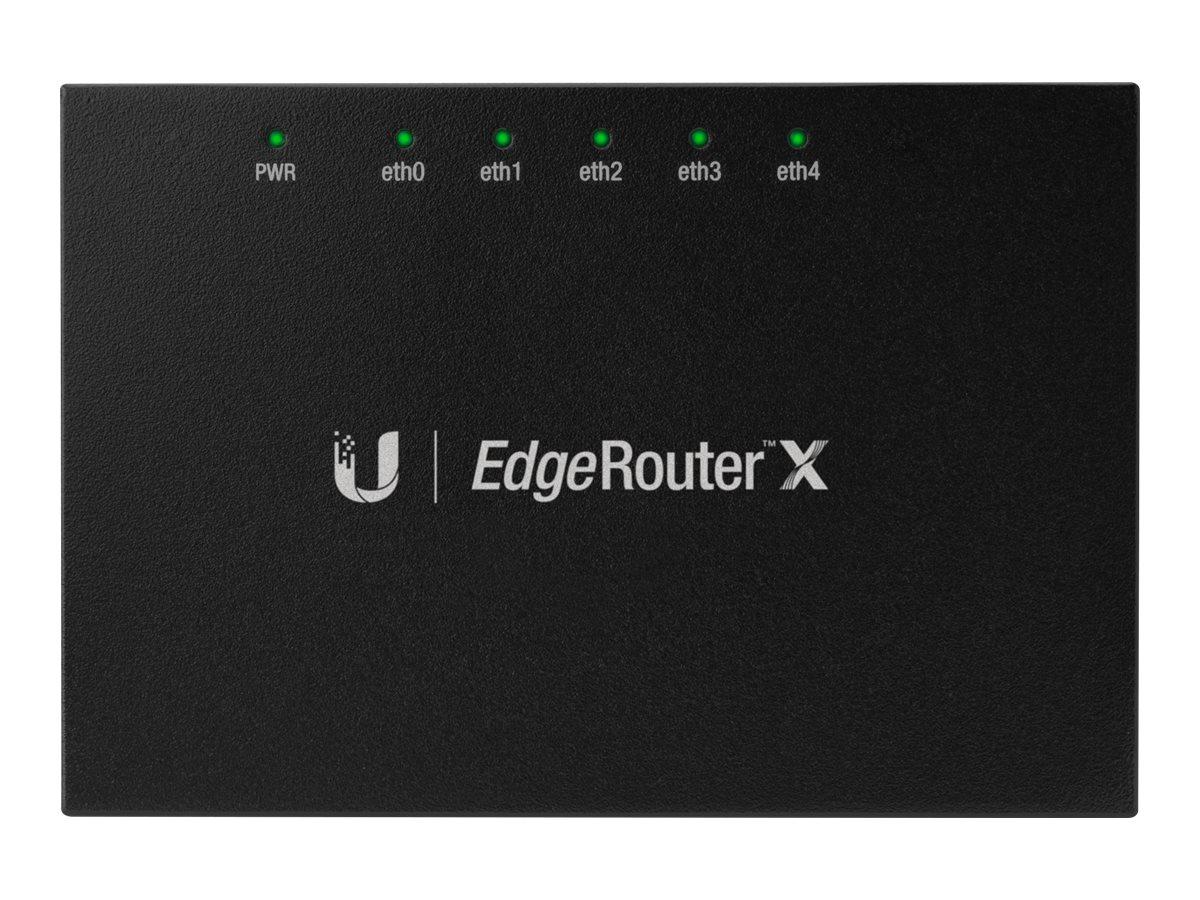 Ubiquiti EdgeRouter X - router - desktop