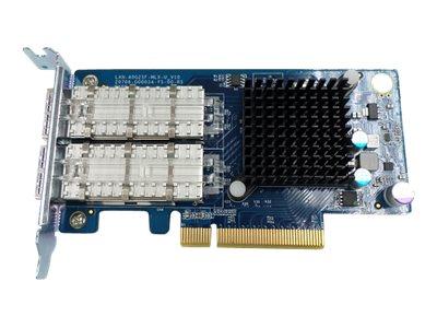 QNAP LAN-40G2SF-MLX - network adapter - 40 Gigabit QSFP x 2