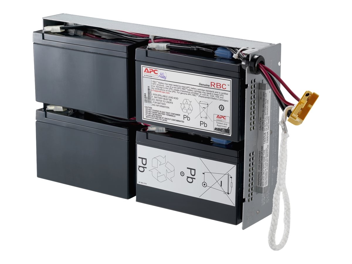 APC Replacement Battery Cartridge #24 - UPS battery - lead acid