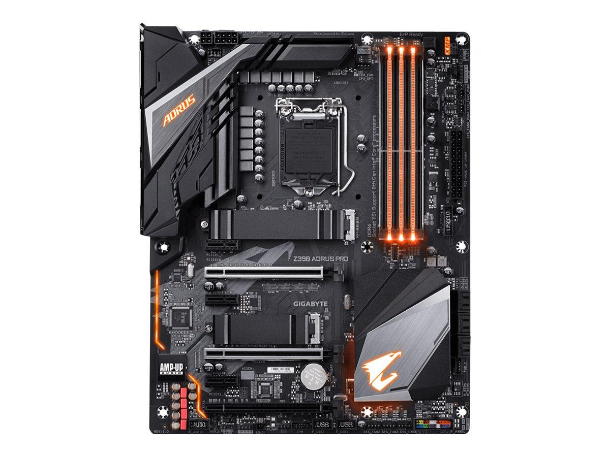 Gigabyte Z390 AORUS PRO - 1.0 - motherboard - ATX - LGA1151 Socket - Z390