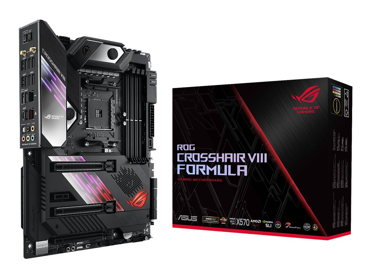 ASUS ROG Crosshair VIII Formula - motherboard - ATX - Socket AM4 - AMD X570