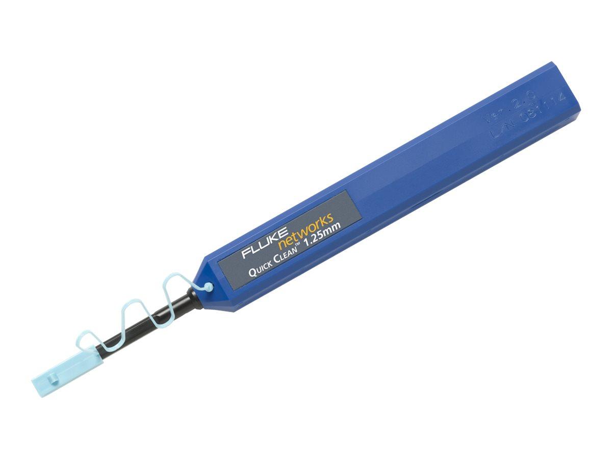 Fluke Quick Clean 1.25 - fiber-optic cleaning tool