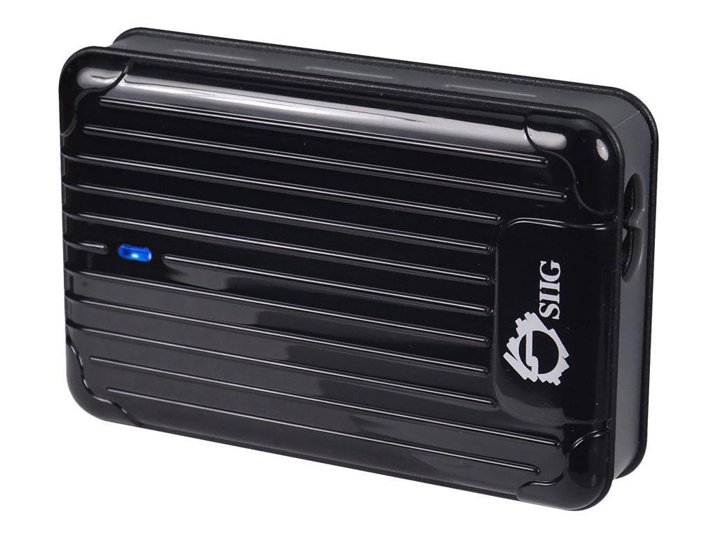 SIIG Ultra-Compact Universal Laptop Power Adapter - power adapter - 90 Watt