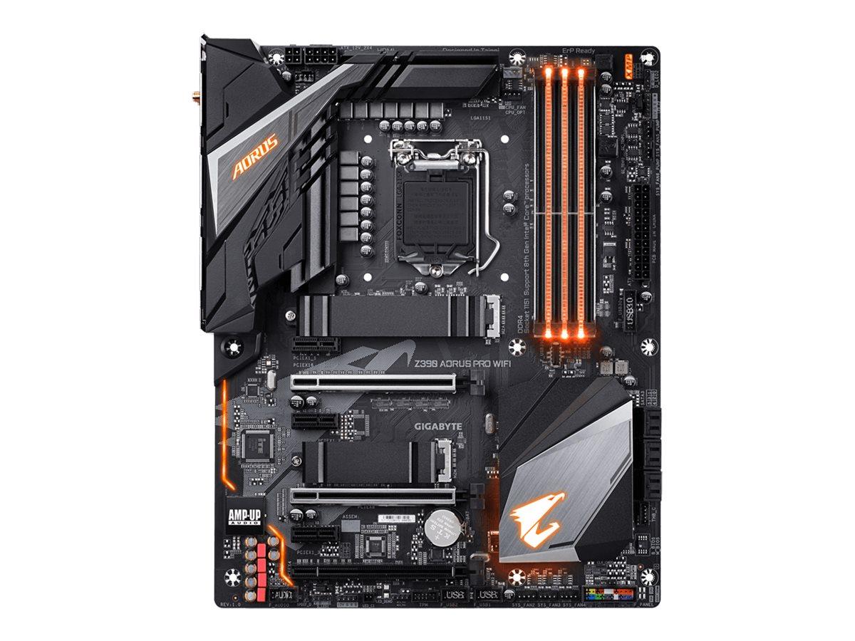 Gigabyte Z390 AORUS PRO WIFI - 1.0 - motherboard - ATX - LGA1151 Socket - Z390
