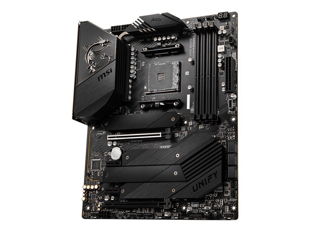 MSI MEG B550 UNIFY - motherboard - ATX - Socket AM4 - AMD B550