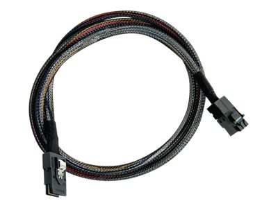Microchip Adaptec SAS internal cable - 3.3 ft
