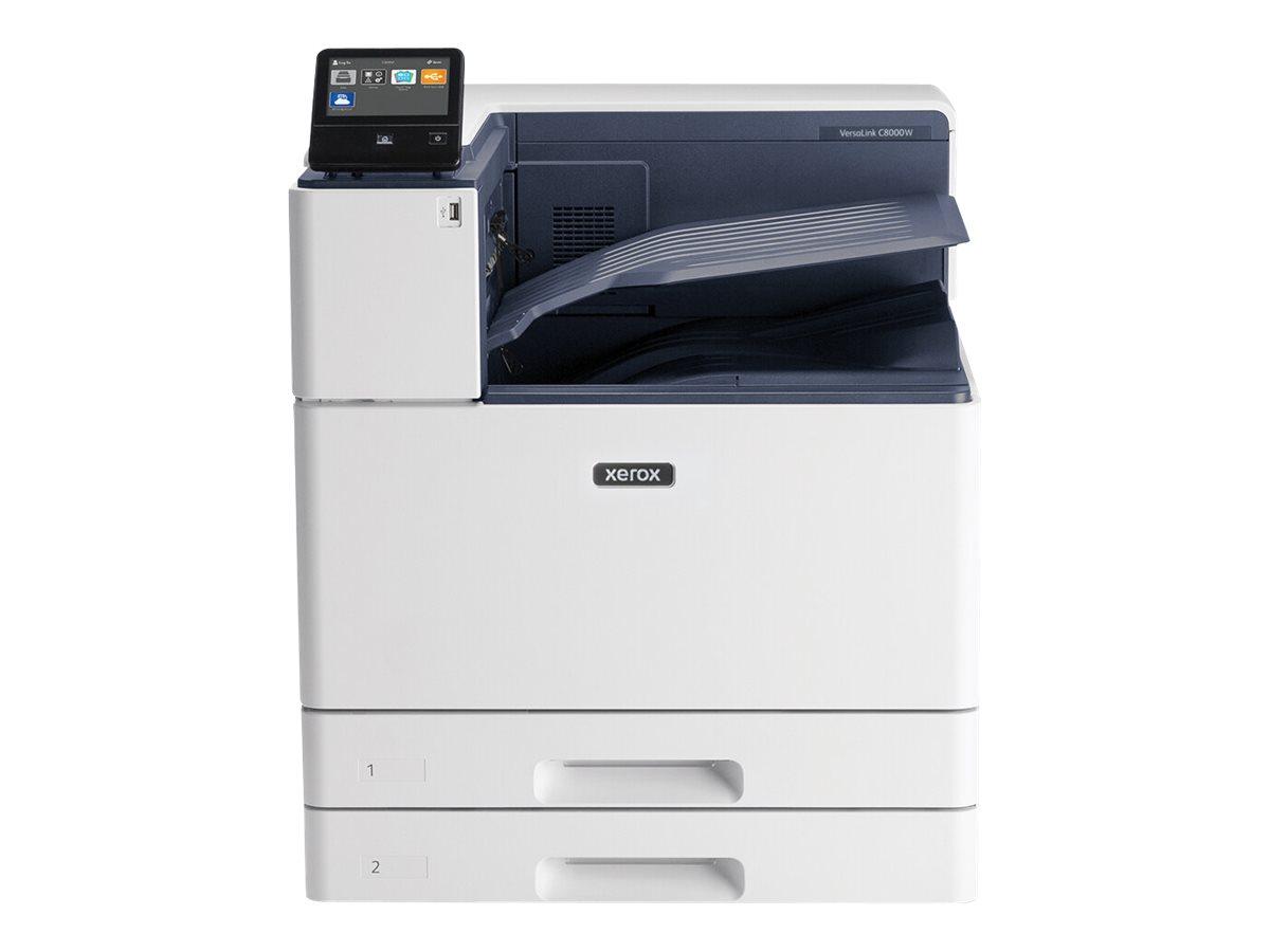 Xerox VersaLink C8000W/DT - printer - color (CMY + white) - laser