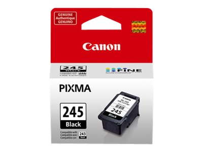 Canon PG-245 - pigmented black - original - ink cartridge