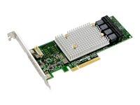 Microchip Adaptec SmartRAID 3154-16i - storage controller (RAID) - SATA 6Gb/s / SAS 12Gb/s - PCIe 3.0 x8