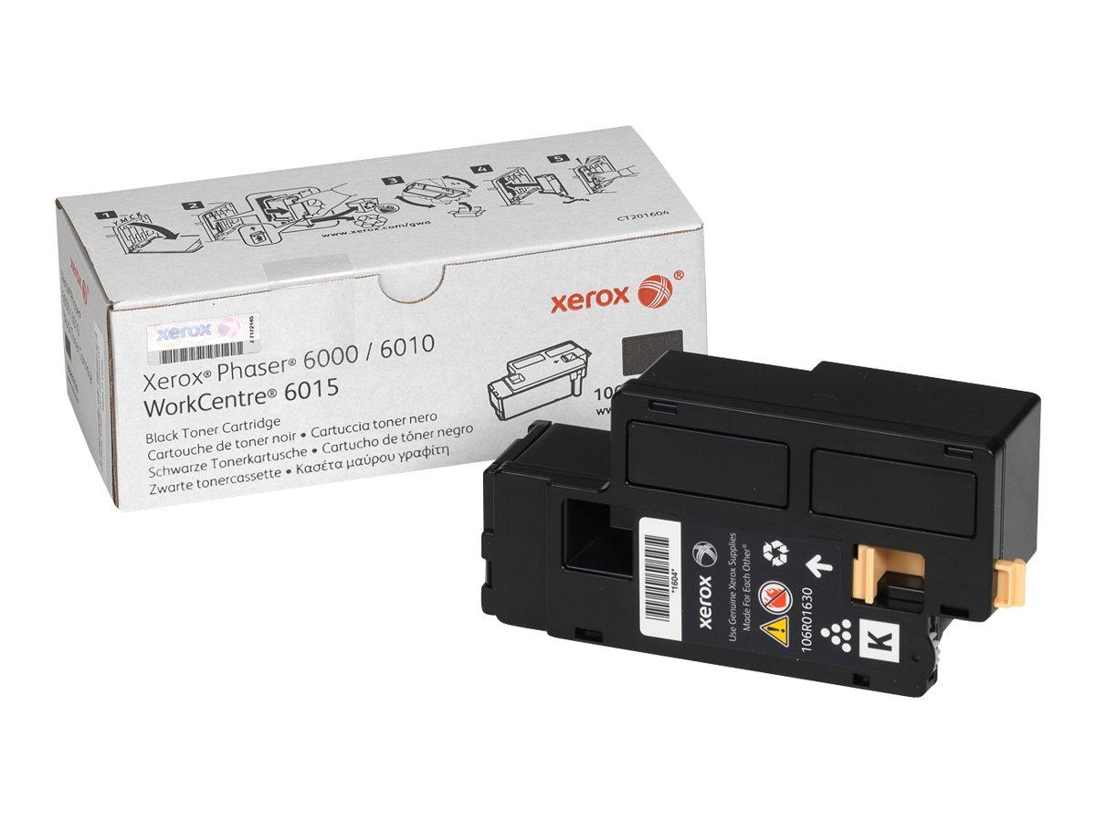 Xerox Phaser 6010 - black - original - toner cartridge