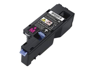 Dell - magenta - original - toner cartridge