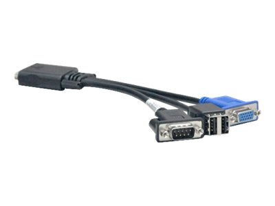Lenovo keyboard / video / mouse (KVM) cable