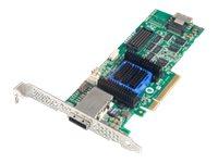 Microchip Adaptec RAID 6445 - storage controller (RAID) - SATA 6Gb/s / SAS 6Gb/s - PCIe x8