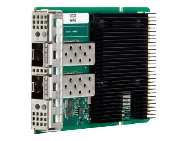HPE QL41232HQCU - network adapter - OCP 3.0 - 10Gb Ethernet / 25Gb Ethernet SFP28 x 2