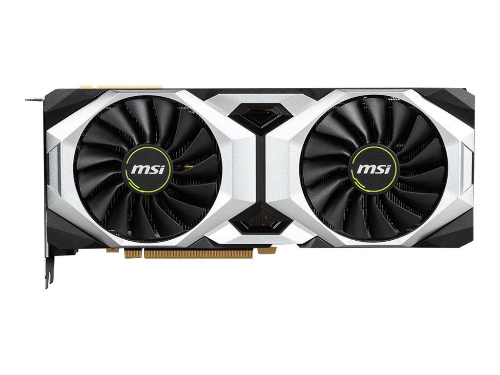 MSI RTX 2080 SUPER VENTUS OC - graphics card - GF RTX 2080 SUPER - 8 GB