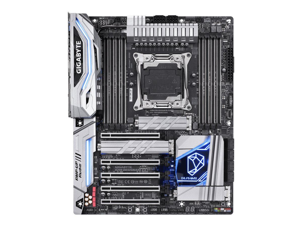 Gigabyte X299 DESIGNARE EX - 1.0 - motherboard - ATX - LGA2066 Socket - X299