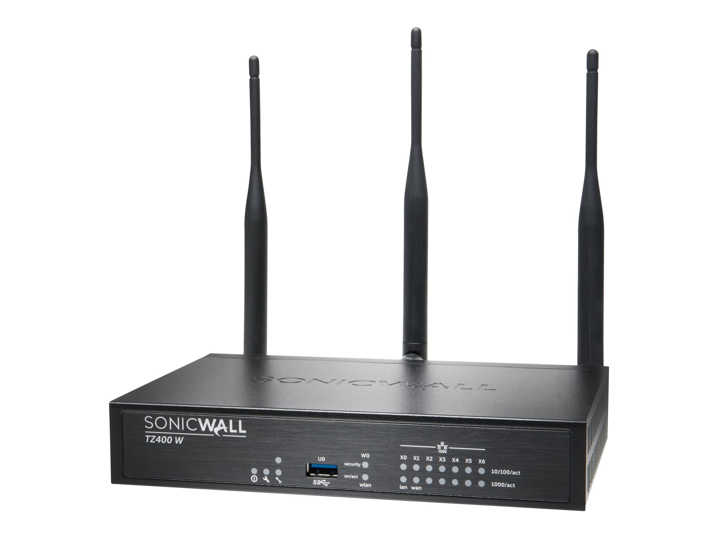 SonicWall TZ400 Wireless-AC - security appliance - Secure Upgrade Plus