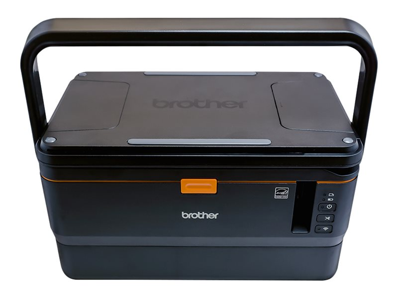 Brother P-Touch PT-E800W - labelmaker - B/W - thermal transfer