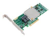 Microchip Adaptec RAID 8805E - storage controller (RAID) - SAS 12Gb/s - PCIe 3.0 x8