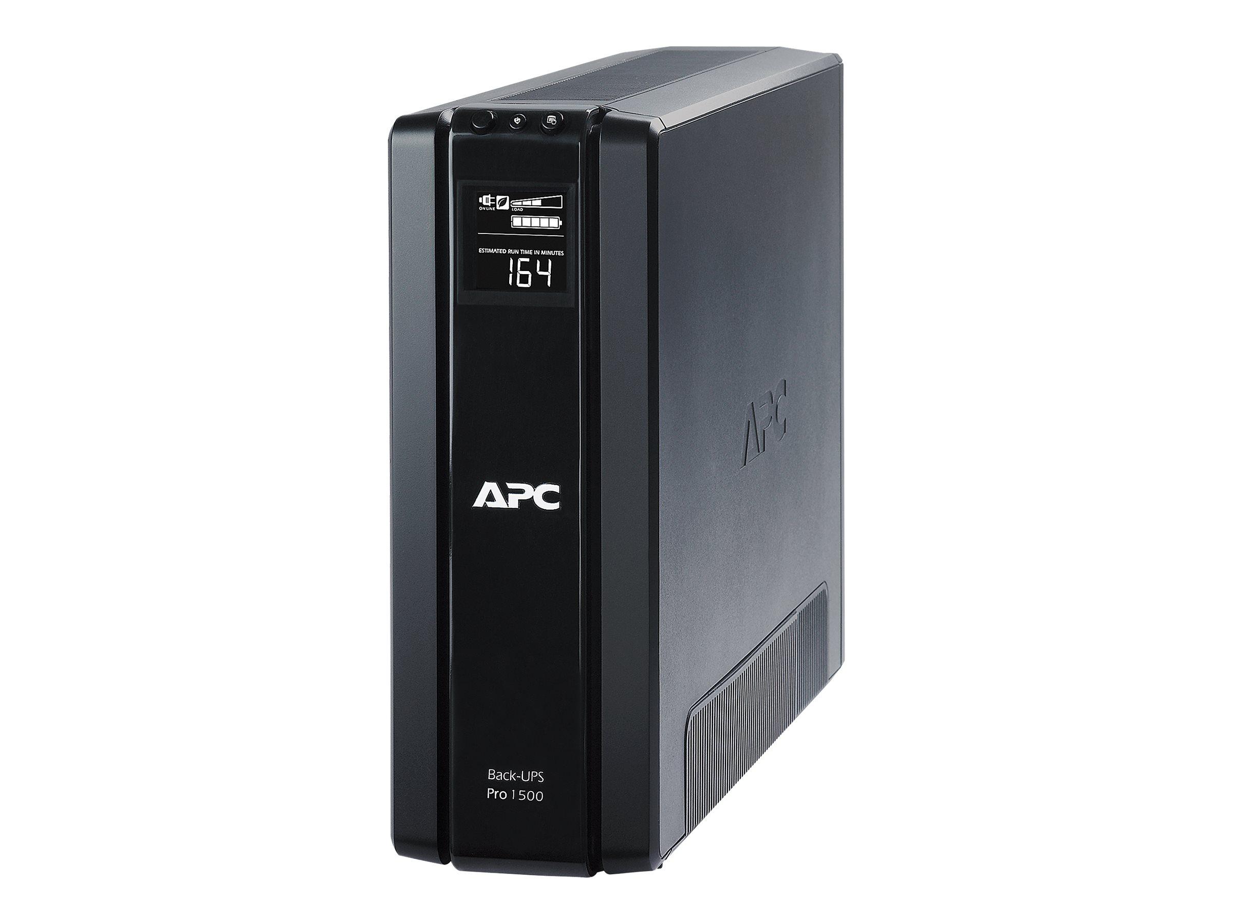 APC Back-UPS Pro 1500 - UPS - 865 Watt - 1500 VA
