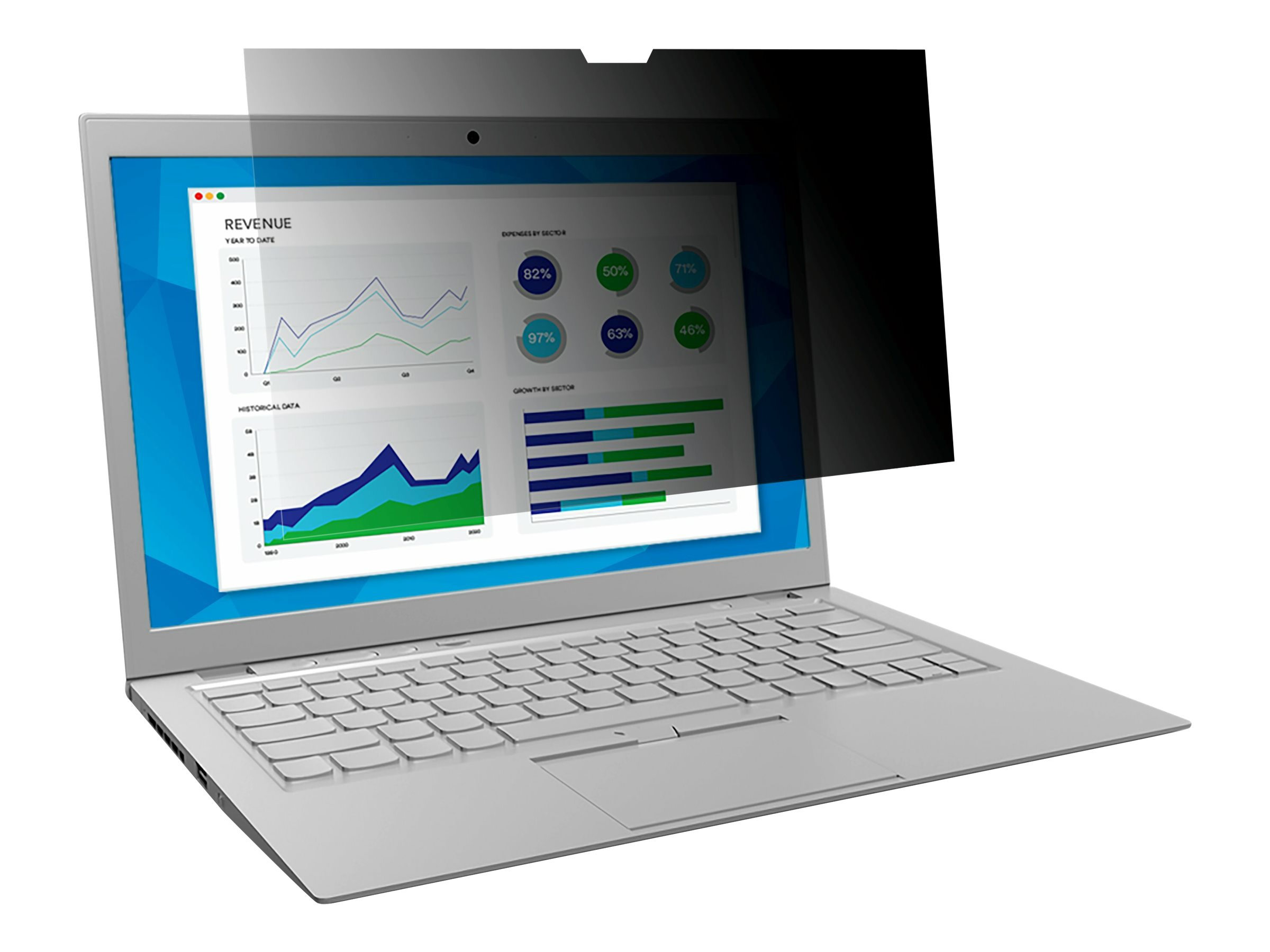 3M Privacy Filter for Surface Pro X 13