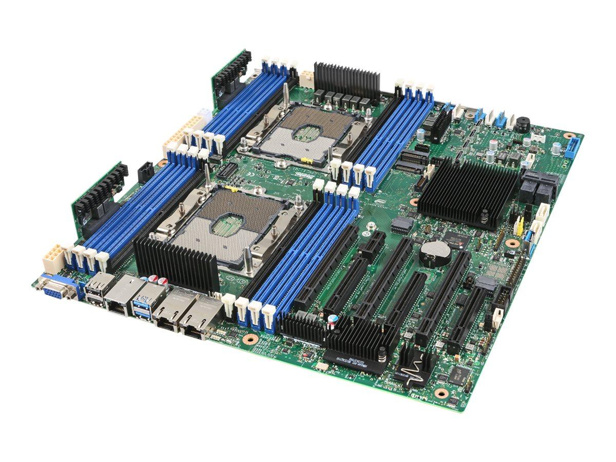 Intel Server Board S2600STBR - motherboard - SSI EEB - Socket P - C624