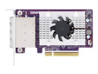 QNAP QXP-1600eS - storage controller - SATA 6Gb/s - PCIe 3.0 x8