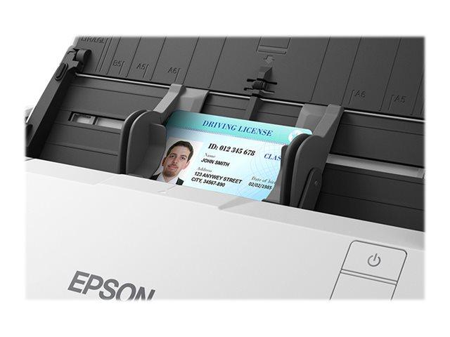 Epson DS-530 II - document scanner - desktop - USB 3.0