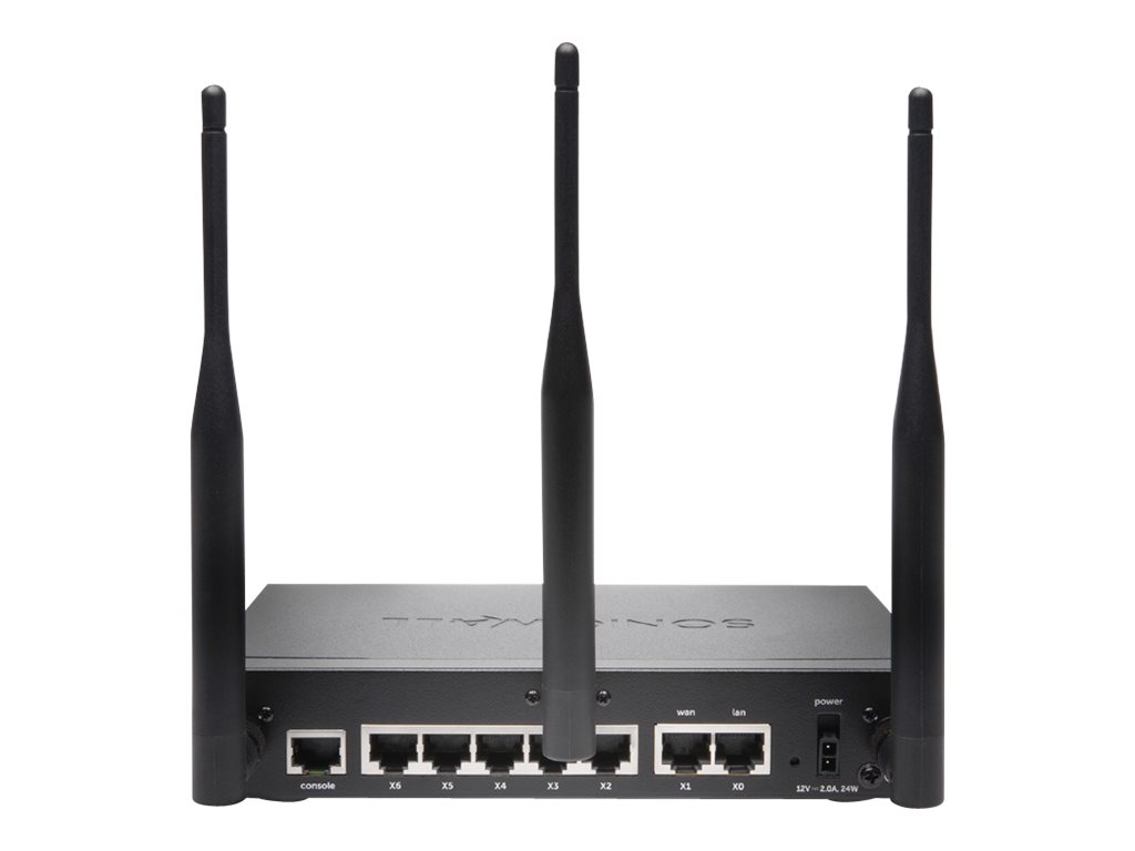SonicWall TZ400 Wireless-AC - Advanced Edition - security appliance - Secure Upgrade Plus