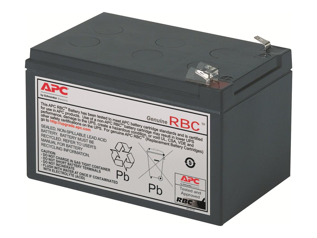 APC Replacement Battery Cartridge #4 - UPS battery - lead acid