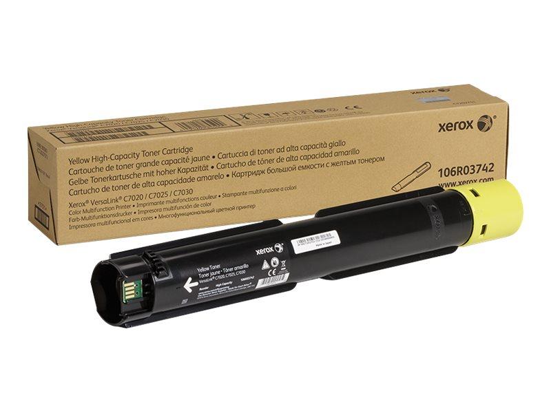 Xerox VersaLink C7020/C7025/C7030 - yellow - original - toner cartridge