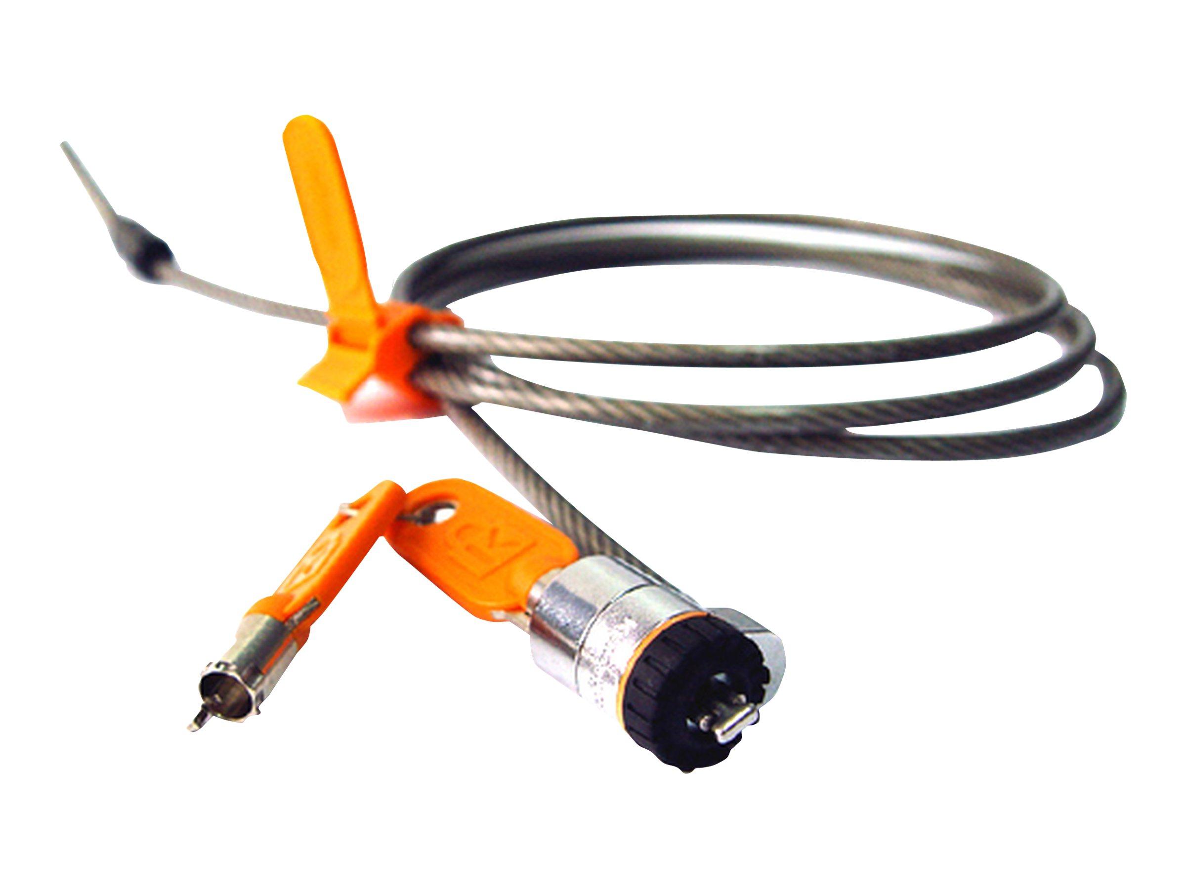 Kensington MicroSaver Keyed Notebook Lock security cable lock