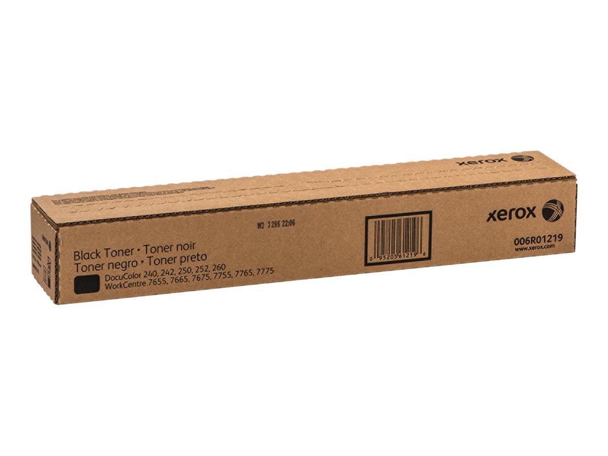 Xerox WorkCentre 7755/7765/7775 - black - original - toner cartridge