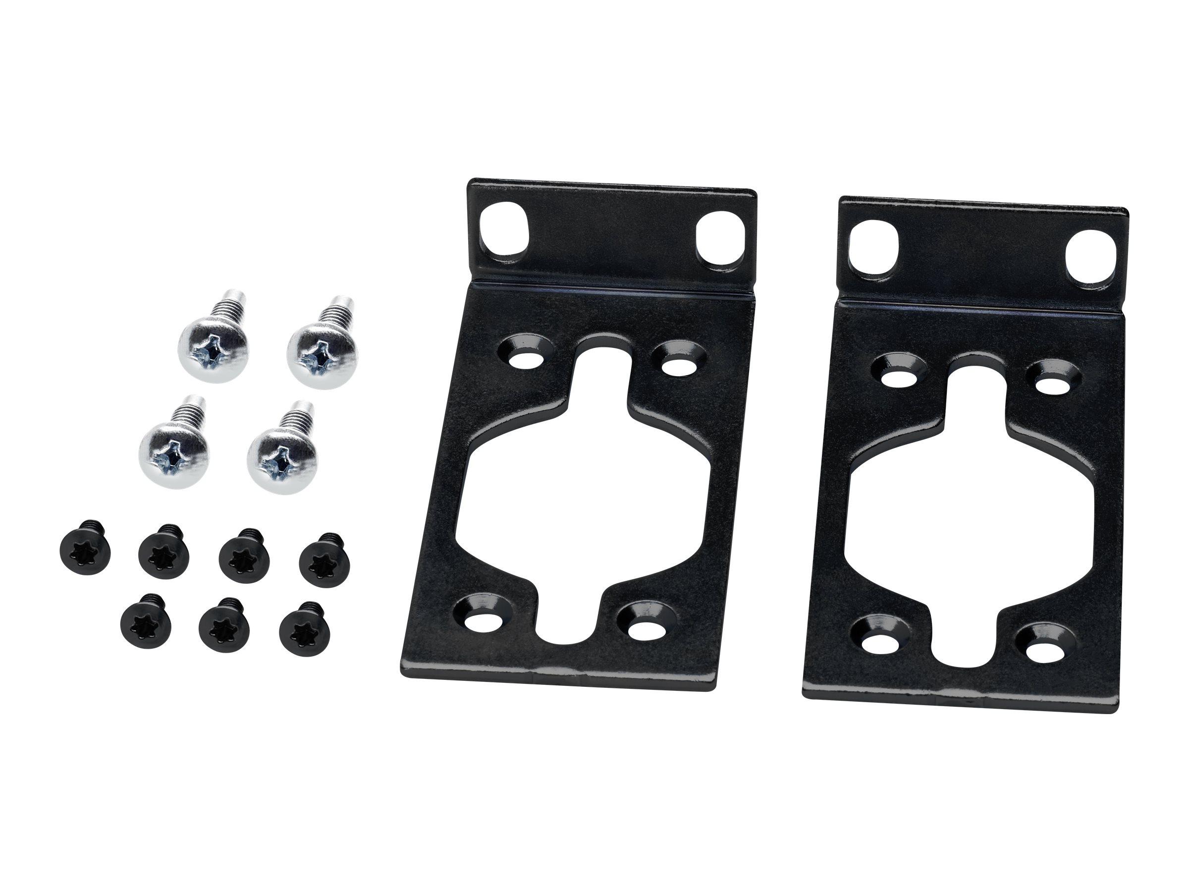 HPE Aruba X412 Universal - rack mounting kit (2 post) - 1U