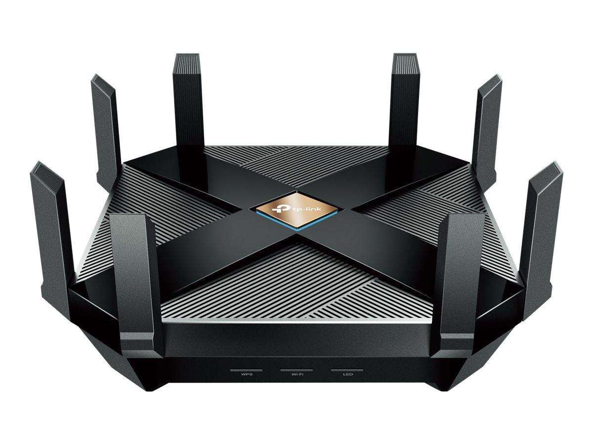 TP-Link Archer AX6000 - wireless router - 802.11a/b/g/n/ac/ax - desktop