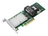 Microchip Adaptec SmartRAID 3162-8i /e - storage controller (RAID) - SATA 6Gb/s / SAS 12Gb/s - PCIe 3.0 x8